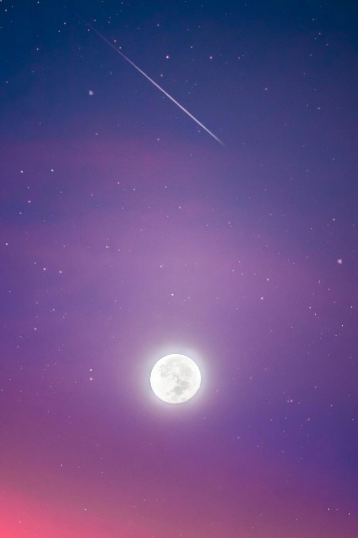 It's the Full Buck Moon! Image
