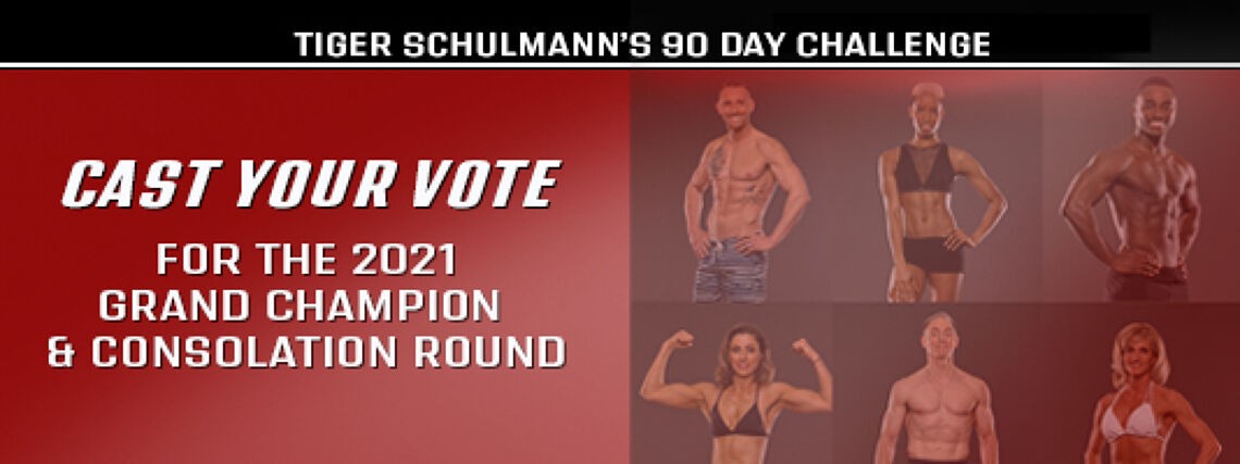 Last chance to vote - 90 Day Challenge Grand Champion 🥇 Image
