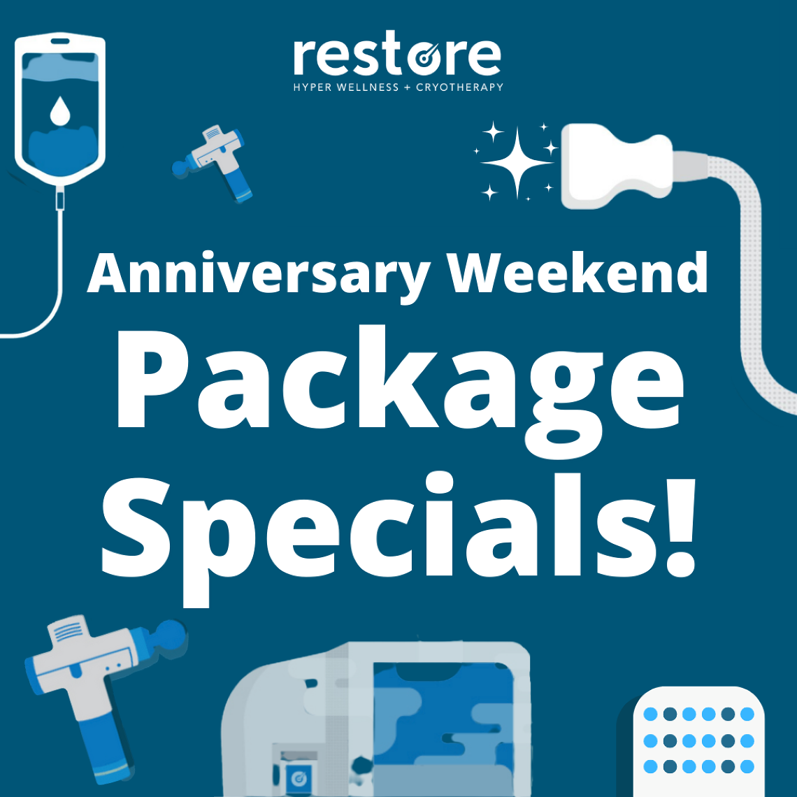 Package specials you won't want to miss out on! Image